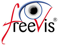 FreeVis Logo