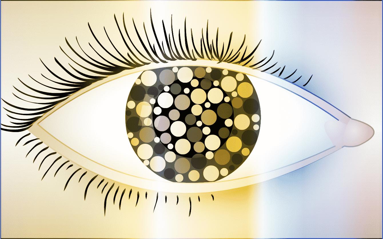 Farbfehlsichtigkeit und Farbsehstörungen: Plötzliche rot grün Blindheit Symptome und Medikamente